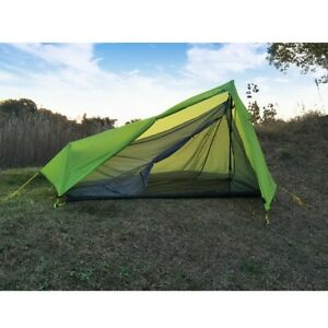 2 Man Tent Ultralight Up Tent Waterproof Camping Hiking Fishing Shelter Camo