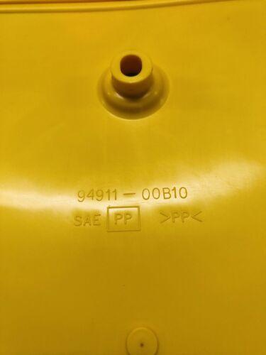 OEM SUZUKI Number Plate 1984-95 RM125 //1984-95 RM250 AHRMA MX 94911-00B10-25Y