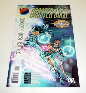 BOOSTER-GOLD-1-000-000-DC-Comics-One-Million-Peter-Platinum-NM-2008