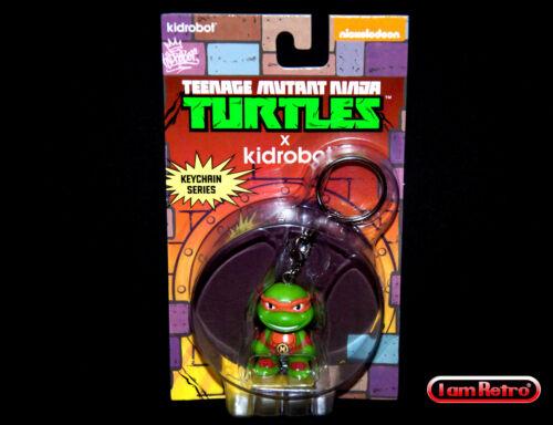 Kidrobot Additional Keychains Ship Free! TMNT Ninja Turtles Michelangelo