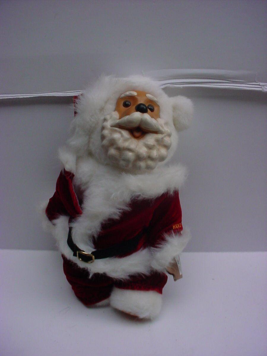 Robert Raikes Signed Santa 1989 Second Christmas Edition 1989 NIB