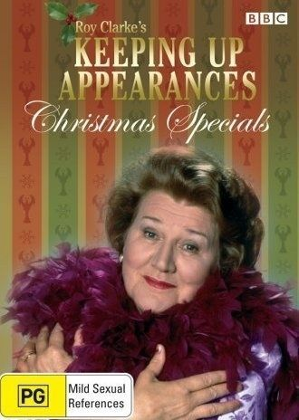 1 of 1 - Keeping Up Appearances: Christmas Special (DVD)  Region 4 - Good Condition