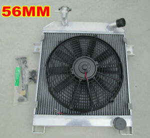 56MM-ALUMINUM-RADIATOR-FAN-FOR-JAGUAR-MK1-MK2-MK-I-II-S-TYPE-SALOON-MT-1955-68
