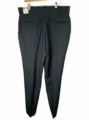 NWT Flying Cross Womens Fechheimer Navy Uniform Pants 21700 Unhemmed G