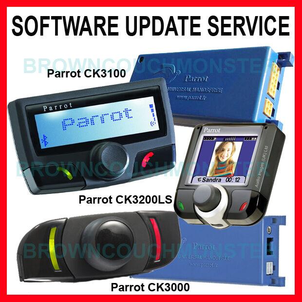 Parrot ck3100 update firmware.