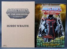 2016 Masters of The Universe Classics Horde Wraith Mattel