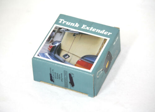 """LOCKING CAR BOOT EXTENDER *EXTRA STORAGE SPACE* EXTENDS UP TO 75/"""" 6FT+"""