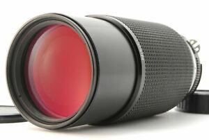 """ N Mint "" Nikon Zoom Nikkor Ai-s 80-200mm f4 MF Ais Lens w/ Hood from JAPAN 802"