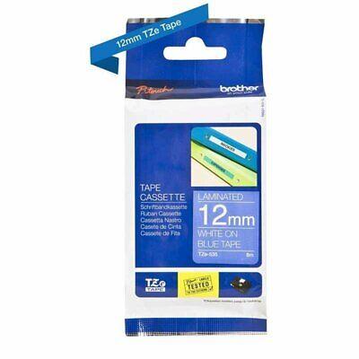 Brother TZE-355 P-Touch Schriftband weiss auf schwarz 24mm Hinterbanddruck NEU