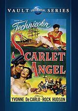 Scarlet Angel DVD (1952) - Yvonne De Carlo, Rock Hudson, Sidney Salkow