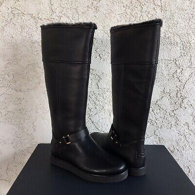 knee high. ***NEW***Women`s Sheepskin boots Size 8 U.S