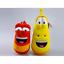 Korea-Hilarious-Insect-Larva-4-034-2PCS-Farting-Larva-Plush-Toy-Birthday-Xmas-Gift thumbnail 8