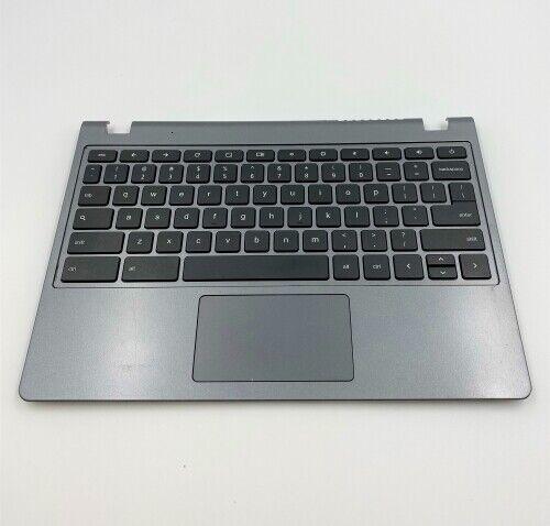 Acer Chromebook C740-C4PE Palmrest Keyboard Touchpad and Speaker