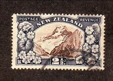 New Zealand--#189 Used--Mount Cook--1935