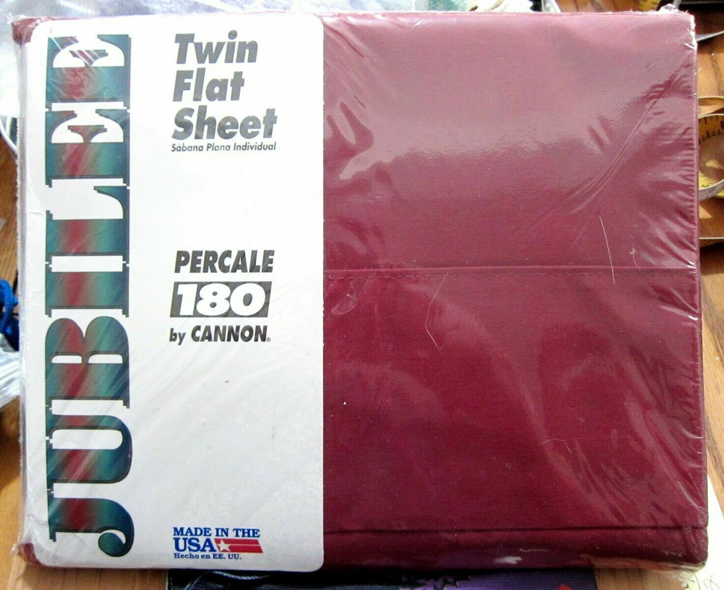 Jubilee Twin Size Fitted Sheets 180 Thread