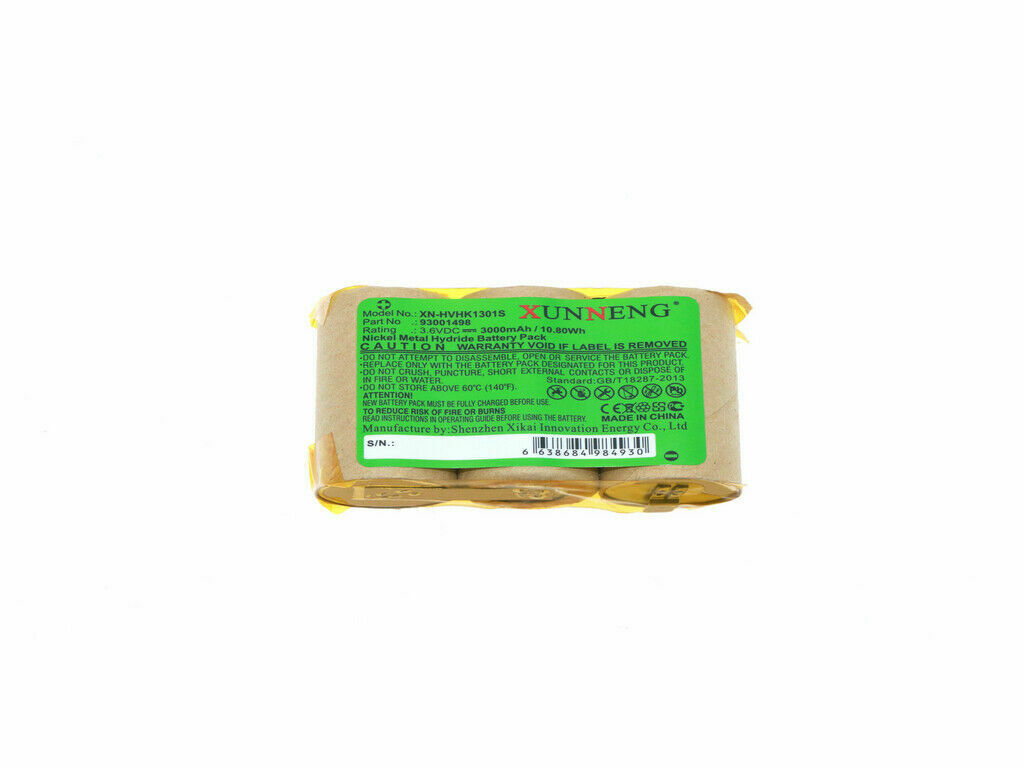93001498 Battery for Hoover S1120 3000mAh Replacement