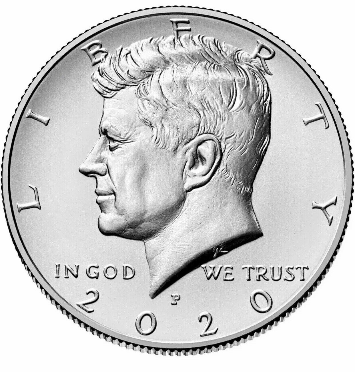 2006 P D Kennedy Half Dollar 2 Coin Set Uncirculated