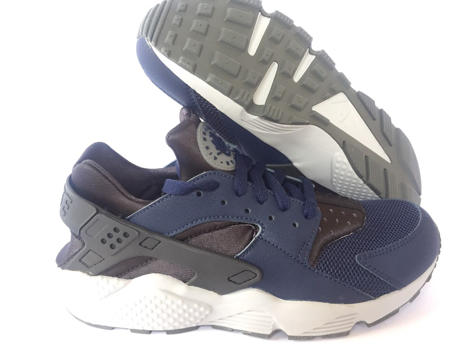 NIKE  NAVY AIR HUARACHE RUN NAVY  Blau NEW  US MEN SZ  7 c9a241