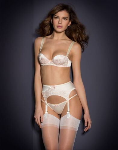 Brief Agent Bnwt Abbey Suspender d Provocateur 4 Size amp; 3 34d Large e 36a Bra OR6Oqrw