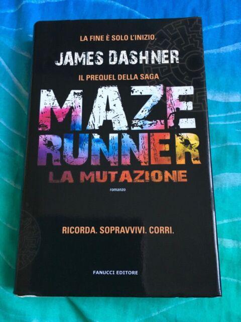 Maze Runner La Mutazione James Dashner 1a edizione 2014