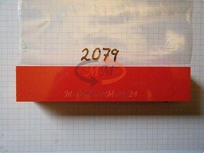 2019 Nuovo Stile 2x Albedo Pezzo Di Ricambio Rinfusa Valigia 40t Senza Tetto Rosso 1:87 - 2079-mostra Il Titolo Originale In Vendita