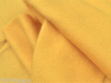SLD108 PURE LAMBS WOOL PASTEL PEACH FINE SOFT TOUCH GABARDINE MADE IN ITALY