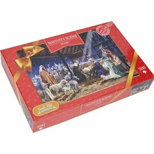 Nativite-Scene-Noel-Puzzle-500-Piece-Jigsaw