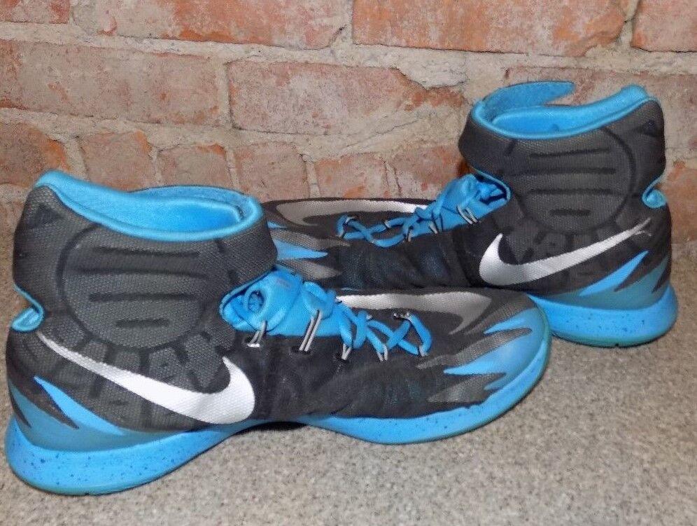 Hombre Nike Zoom tamaño 13 el negro y azul el 13 último descuento zapatos para hombres y mujeres 4c01c7