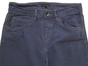 Nouveau-Femme-Bleu-NEXT-Jeans-Taille-12-10-8-Long-regulier-RRP-35