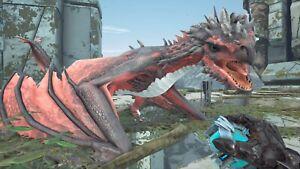Ark Survival Evolved Xbox One PvE Unleveled Blood Crystal Wyvern Originals