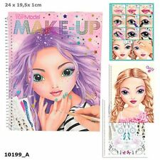 Top Model Make up Malbuch Create your Make-up-Malbuch mit Lexy