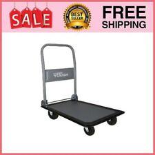 Up To 300 Lbs Folding Platform Cart