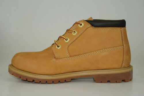 Zapatos Impermeables De Mujer Botas Doble 23399 Chukka Nellie Timberland Botines qw1fvpXx