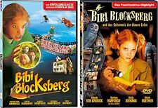 2 DVDs * BIBI BLOCKSBERG - KINOFILM 1 + 2 IM SET - S. von Krosigk # NEU OVP KX