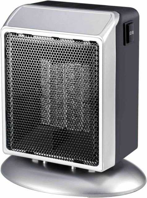 Electric Space Heater 900W Garage Forced Air Fan Portable ...