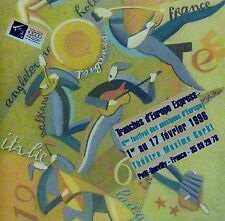 TRANCHES D'EUROPE EXPRESS 1996 - THEATRE MAXIME GORKI / CD - TOP-ZUSTAND