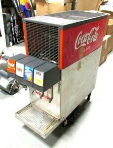 Commercial Coke Coca Cola Machine Fountain Soda Dispenser ...