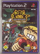 KND Codename Kids next Door Operation: V.I.D.E.O.S.P.I.E.L. (PS2)