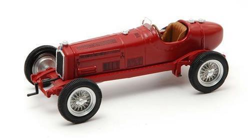 Alfa Romeo P3 1932 Prova Rosso Rio4005 1:43 Modellino Diecast