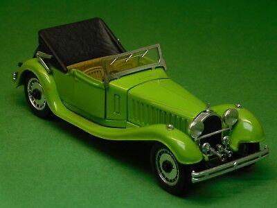 Intenzionale Bugatti 41 Royale 1927 Rio 1:43 Nº 37 Oldtimer Modello Veicolo Modello Di Auto-mostra Il Titolo Originale
