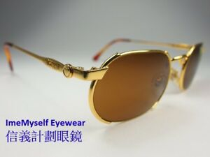 4cfa9a3ad14d Image is loading ImeMyself-Eyewear-MOSCHINO-by-Persol-MM483-vintage-frame-