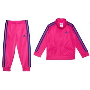 2d583ff6b adidas Classic Tricot 2 PIECE Set Track Suit Jacket Pants toddler ...
