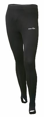 Intellective Macron Pantalone Alpha Running Slimfit Aderente Xs->xxl Calcio Fitness Prima Qualità