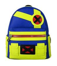 931a4f538aa item 4 Loungefly Marvel Comics Cyclops X-Men Mini Faux Leather Bag Backpack  MVBK0050 -Loungefly Marvel Comics Cyclops X-Men Mini Faux Leather Bag  Backpack ...