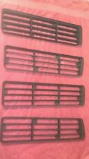 1990-93 OEM CHRYSLER DODGE RAM/RAM CHARGER TRUCK COMPLETE FRONT GRILL INSERTS
