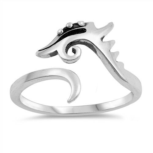 USA Seller Dragon Ring Sterling Silver 925 Best Price Jewelry Gift Selectable