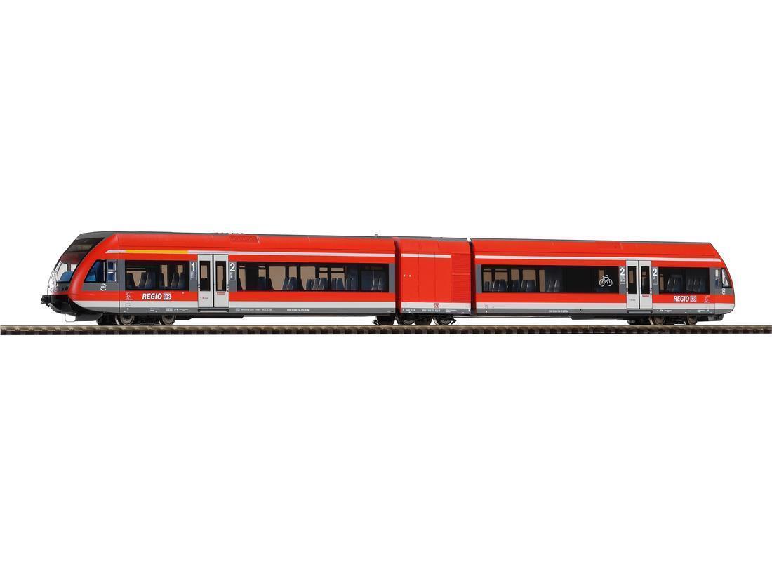 Piko 59520 h0 dieseltriebwagen br 646  stadler  DBAG PE vi novedad 2017 OVP,