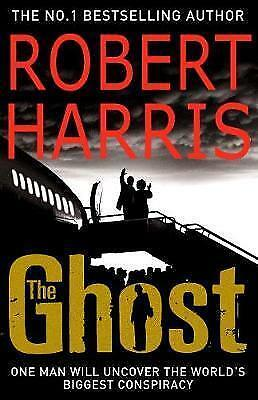 "1 of 1 - ""NEW"" The Ghost, Harris, Robert, Book"