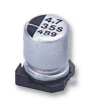 Condensateurs-aluminium électrolytique-cap alu elec 22UF 6.3V smd-pack de 5