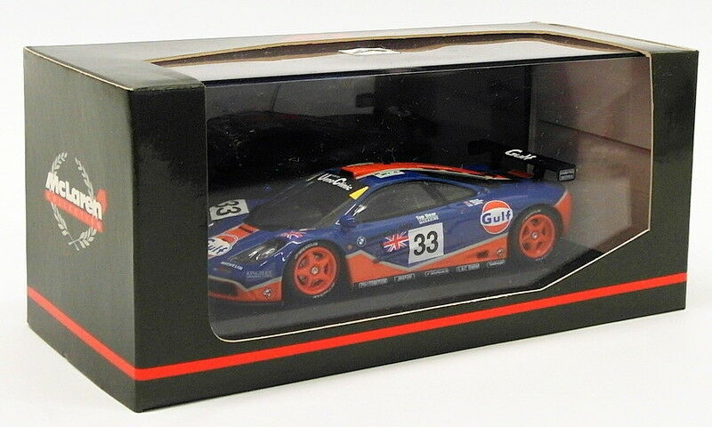 MINICHAMPS 1 43 scale model voiture 530 164333-McLaren F1 GTR Le Mans 1996
